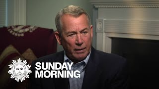 John Boehner On How The Rise Of Ideologues Harms America