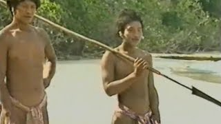 Shompen People of Nicobar Islands