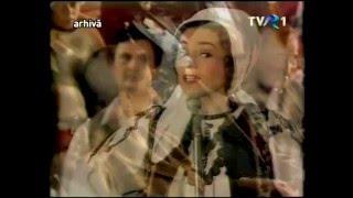 12 Primul concert Tezaur folcloric -  1988  ---- Mariana Anghel