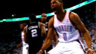 NBA Russell Westbrook Believe Advert 2012 HD [Personal Project]