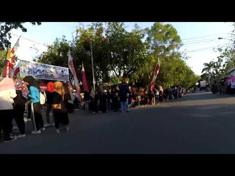 Rolling Akbar Inline Skate Gorontalo 2017