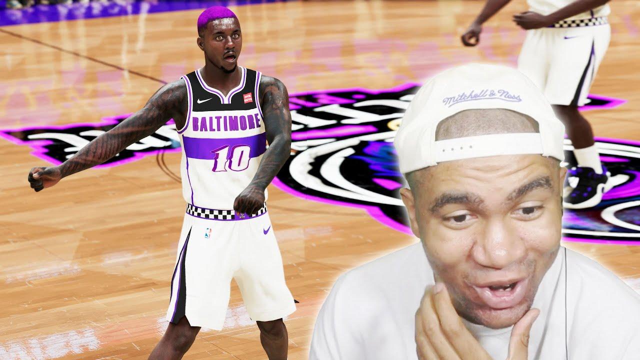 Les Finales NBA - Pirates de Baltimore NBA 2K21
