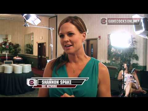 Gamecocks Take Part in SEC Network Launch