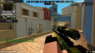 COUNTER-BLOX: REMASTERED FULL MATCH #1