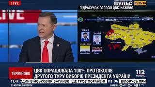Ляшко-Зеленському: Українці чекають від вас рішення про зниження ціни на газ