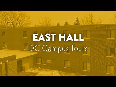 East Hall | Dordt Campus Tours