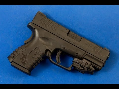 Springfield XDM 9mm Disassembly