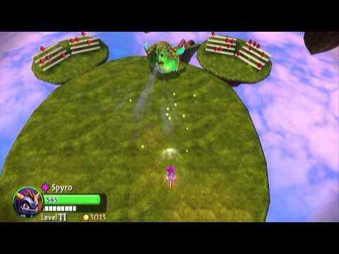 Skylanders: Giants - Chompy Mage Battle