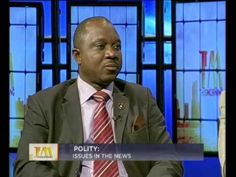 Ondo State Deputy Governor Impeachment Saga