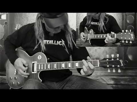 Metallica  Whiskey In The Jar  Full Guitar