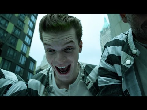 GOTHAM The Maniax Red Band Trailer HD (2015) Fox Batman Joke