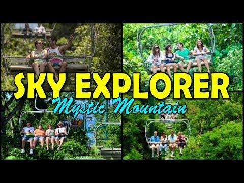 MYSTIC MOUNTAIN - SKY EXPLORER - Ocho Rios, Jamaica 4K