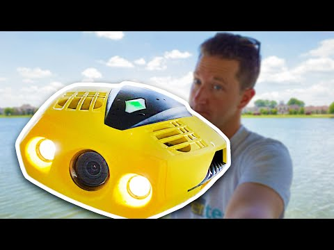 $500 Underwater Drone! Chasing Dory REVIEW