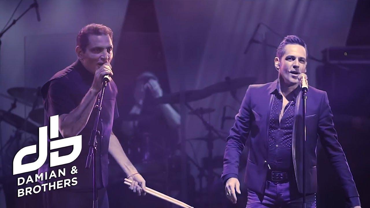 Damian & Brothers feat. Stefan Banica Jr. - Da Mama Cu Biciu-n Mine | LIVE @ Sala Palatului