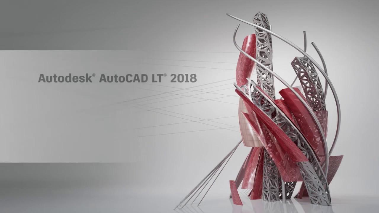 autocad lt 2018 overview youtube. Black Bedroom Furniture Sets. Home Design Ideas