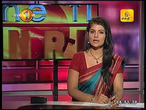 News 1st Prime time Sunrise Shakthi TV 6 45 AM 21st July 2017