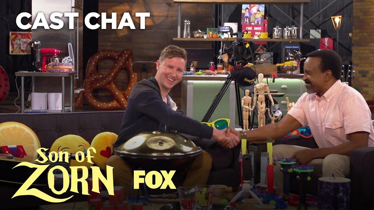 Download Tim Meadows & Johnny Pemberton Get Wild In The FOX Lounge | Season 1 | SON OF ZORN