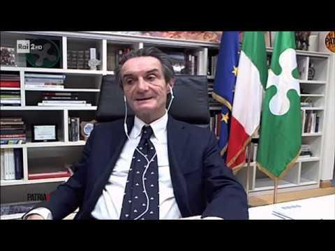 """Attilio Fontana: """"L'Europa è rimasta silente"""" - Patriae 31/03/2020"""