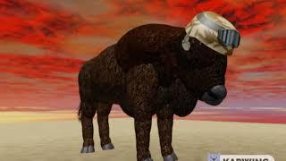 buffalo soldier roblox music video