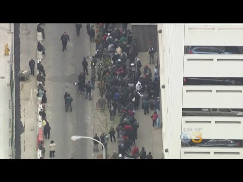Lines Begin To Form Again At PPA Office After Amnesty Program Is Extended For Some