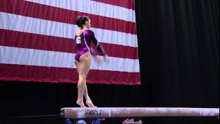 Jordyn Wieber - Beam - 2012 Visa Championships - Sr. Women - Day 2