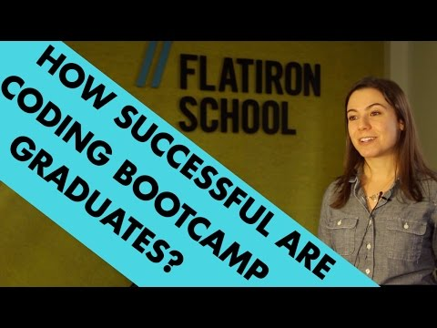 How Successful are Coding Bootcamp Grads 2 Years Out?