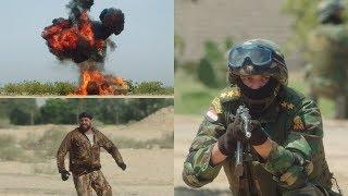 نسر الصعيد - مشهد قوي عن فدائية الجيش المصري ضد الجماعات وأعداء الوطن