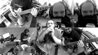 Unexpected Paradigm - Descend The Shades Of Night (Machine Head Cover)