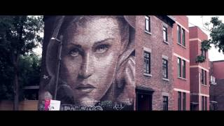 Montreal street art | Mural Festival 2016 [4K] - What's up on Earth