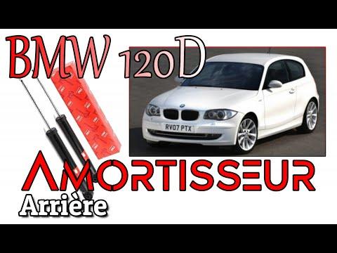 🏁🔨Amortisseur Arriere Sur BMW 120D 🗑🏁🔨