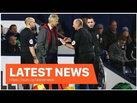 Latest News - Referee Dean admits error in controversial Arsenal game