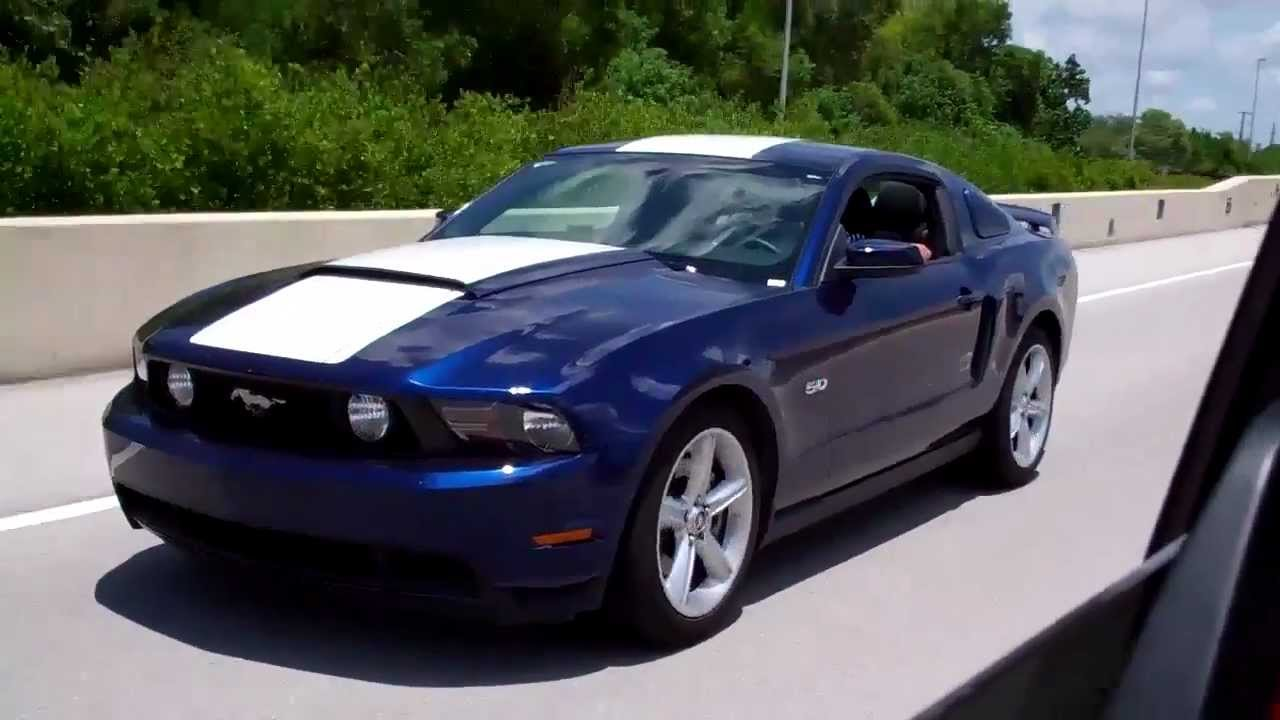 Carcompany 2012 ford mustang gt 5 0 test drive youtube