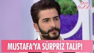 Mustafa'ya sürpriz talip - Esra Erol'da 21 Nisan 2017 - 385. Bölüm - atv