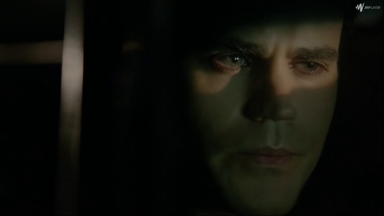 Download THE VAMPIRE DIARIES 8X7 STEFAN TURN OFF HIS HUMANITY