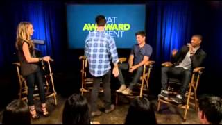 Zac Efron That Awkward Moment Q And A Part 3