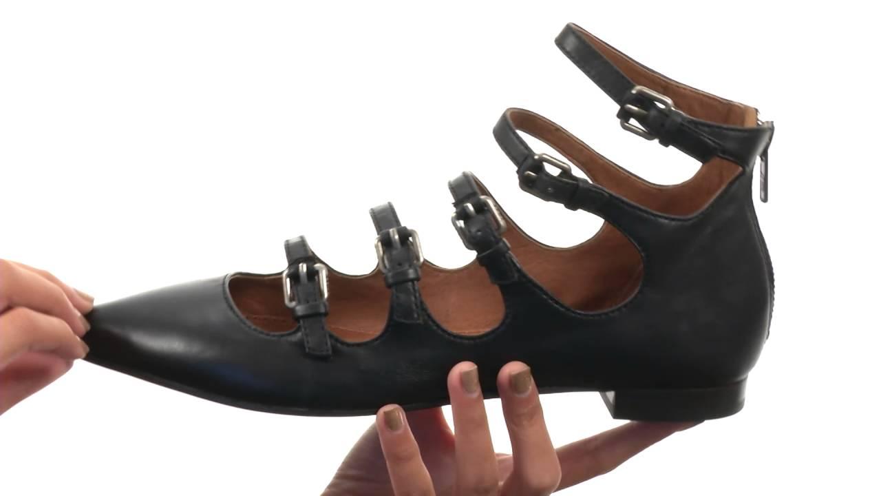 Frye Sienna Buckle Ballet SKU:8710730