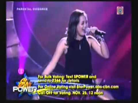 "Roseann Francisco Star Power -  ""IKAW"""
