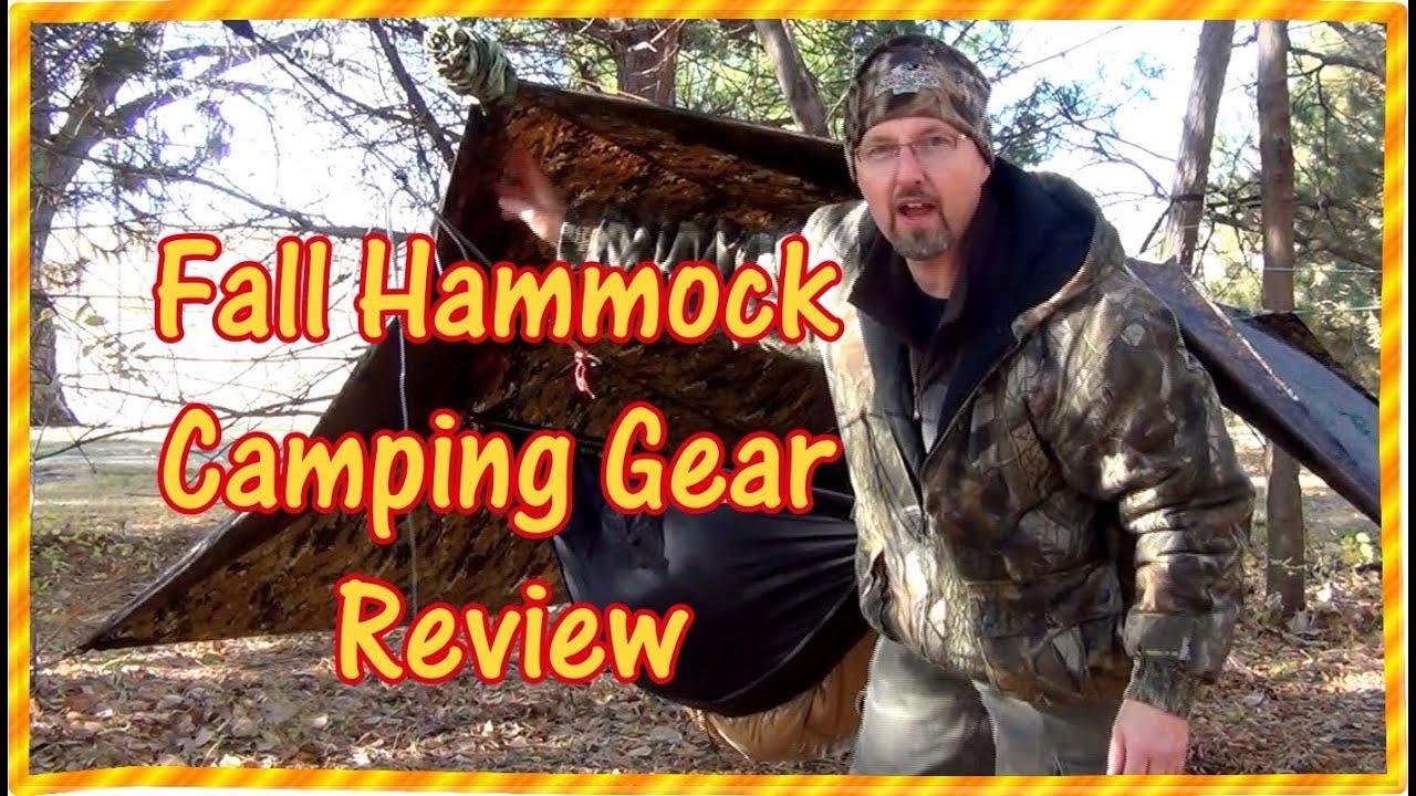 fall hammock gear featuring the bear mountain bridge hammock   youtube  rh   youtube