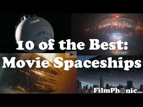 10 of the Best: Movie Spaceships