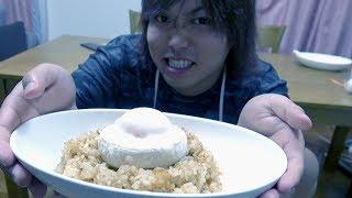【ネットで話題】悪魔の卵かけご飯の味が凄かった!!!