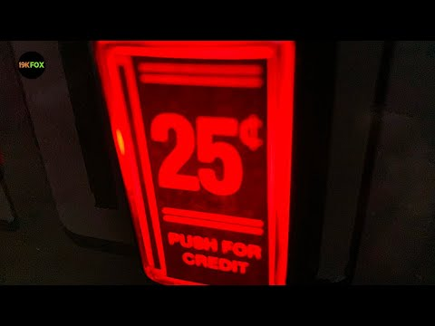 Cab Rehab 3:  Arcade1up Coin Door Gets Lit from 19kfox