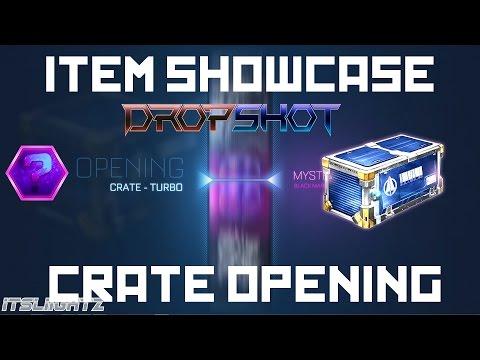 Rocket League New Turbo Crate Opening / Item Showcase