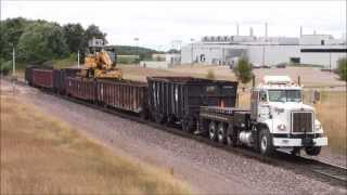 Brandt Rail Truck Heading West on The Altoona Sub