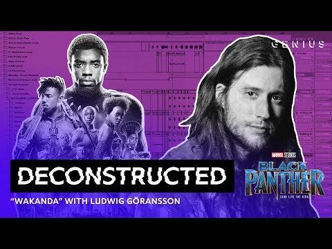 "The Making Of ""Wakanda"" With Ludwig Göransson 