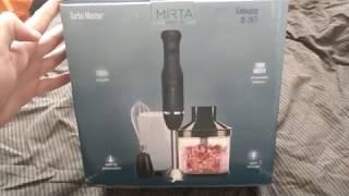 Блендер Mirta BL-2671. Обзор, видеообзор.