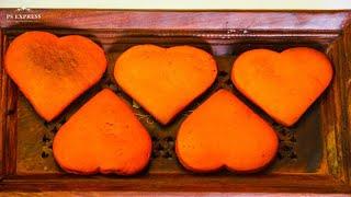 Valentine Cookie   Valentine's Day Special Recipe   Easy Cookie Recipe