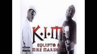 BEAUTY - EQUIPTO & MIKE MARSHALL  K.I.M ALBUM