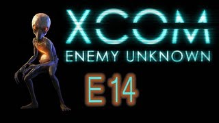X-COM Enemy Unknown - E14 - Capturing An Alien and Recruiting New Blood