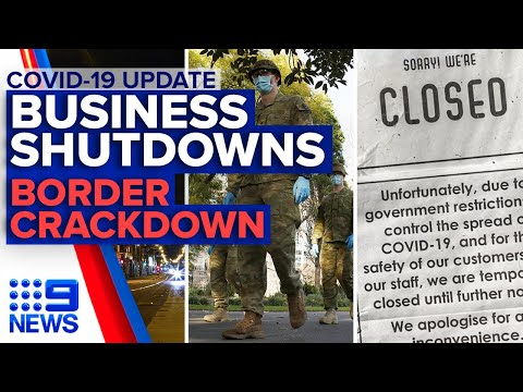Coronavirus: Melbourne businesses