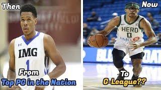 What Happened to TREVON DUVAL'S Basketball Career??